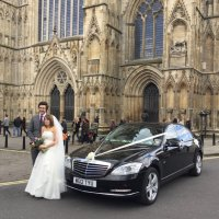 wedding limo service York