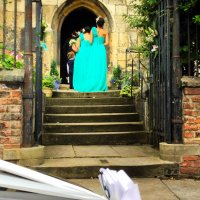 wedding transportation York